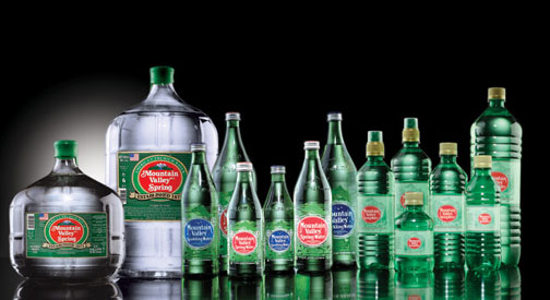 Mountain Valley Water Products