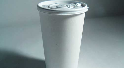 Foam Coffee Cup
