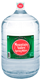 mountain valley 5 gallon